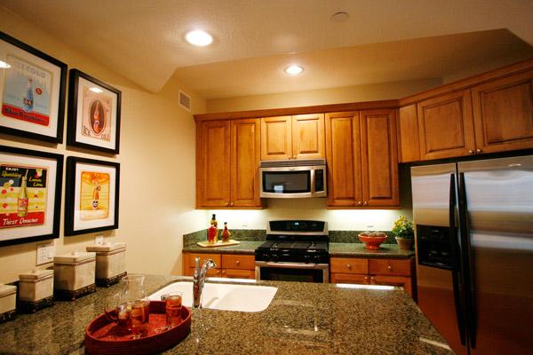 Home Kitchen License California