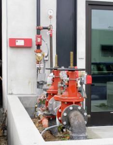 commercial firesafe sprinkler valves